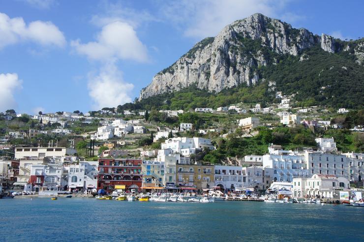 Путешествие на юг Италии. Амальфитанское побережье   Волшебная сила ... 99e39b6026528