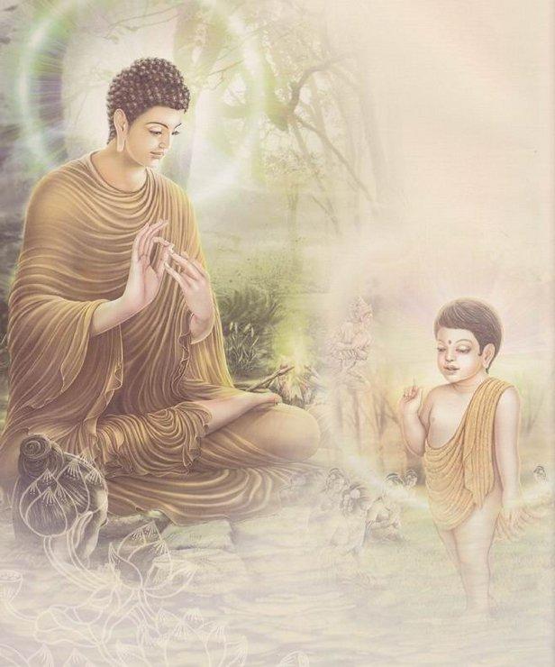 нужно все о рождении будды и картинки завершил расследование