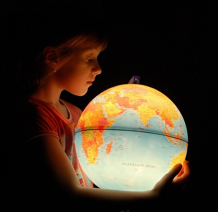 скорости картинки глобус и люди будет являться