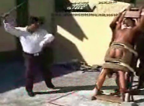 Наказание мужчин хлыстом, эротическое видео на ютубе