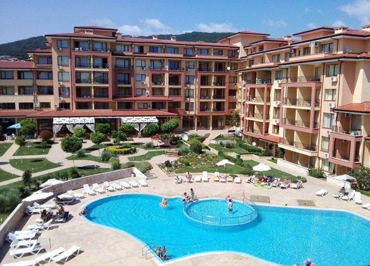 Купить в рассрочку квартиру в Болгарии по выгодной цене