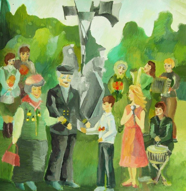 Картинки о войне и мире рисунок