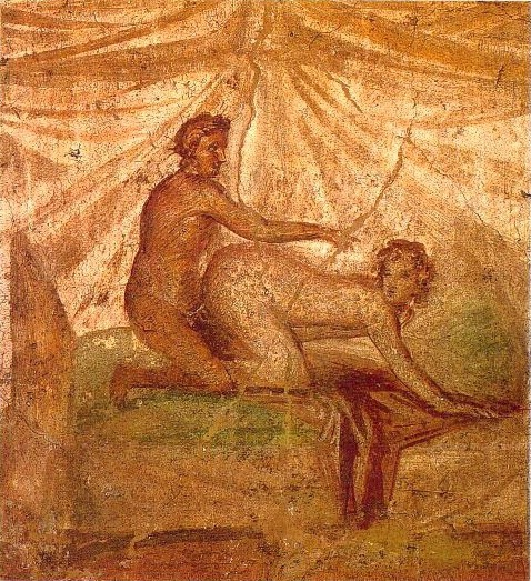 Секс картнки древнего рима