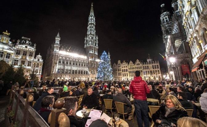 Когда встреч новый год в европе