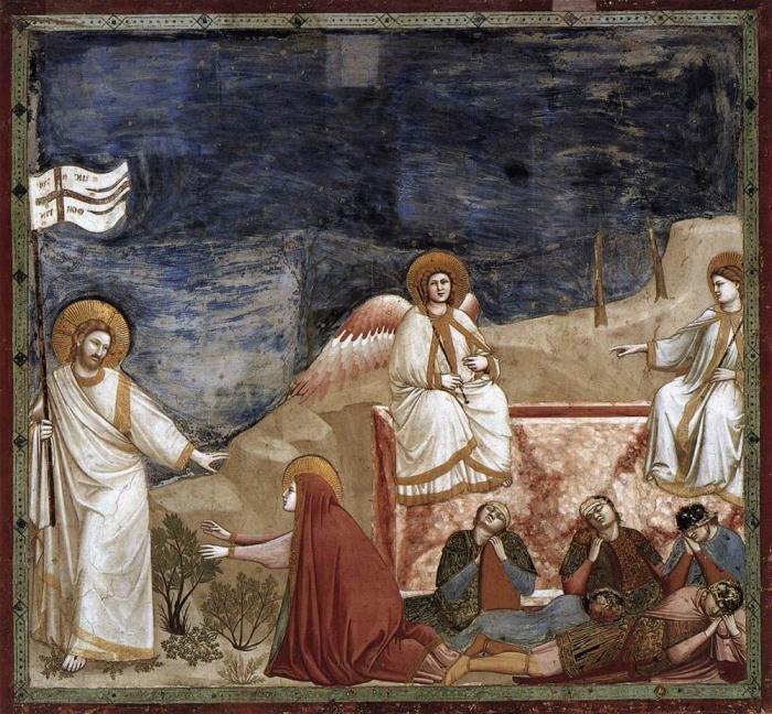 Обращение негров в христианстве