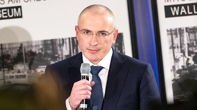 Картинки по запросу Ходорковский притворился «жертвой режима»