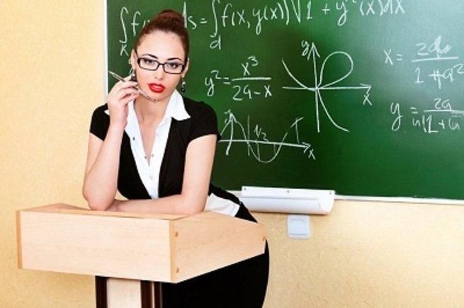 Секс с преподавателем по обществу