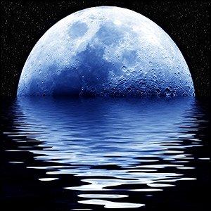 Картинки по запросу картинки блеск луны по реке
