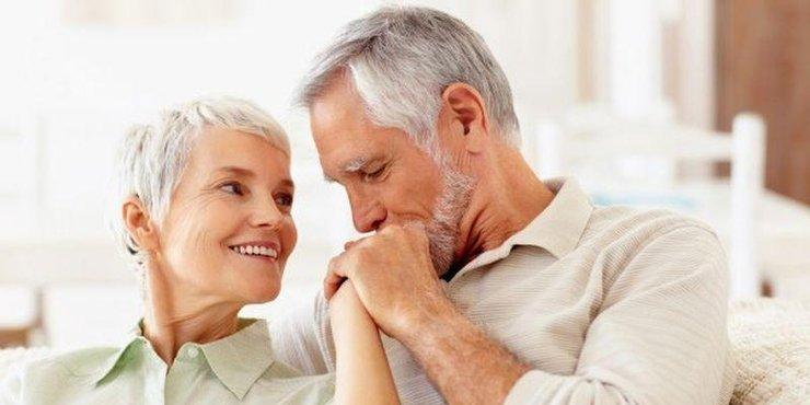 Секс в 66 лет мужчина