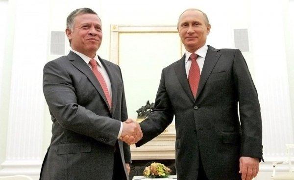 Путин обсудил с иорданским королем тему кризиса в Сирии: Newsland – комментарии, дискуссии и обсуждения новости.