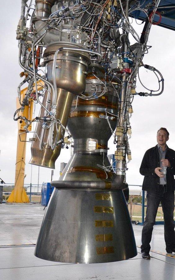 Falcon-9-Merlin