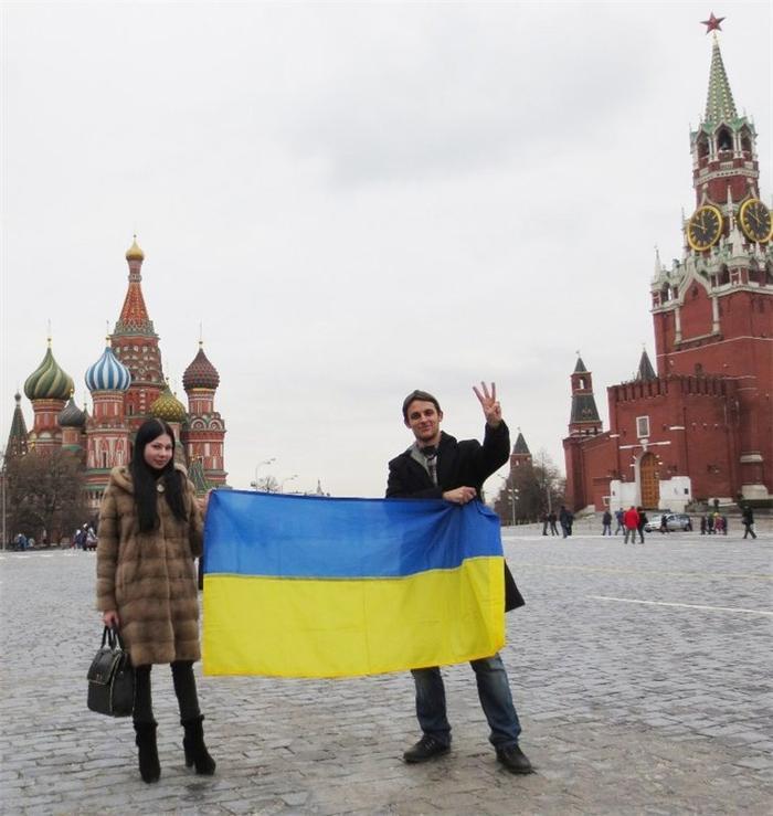 была как украина красная площадь фото так сделать