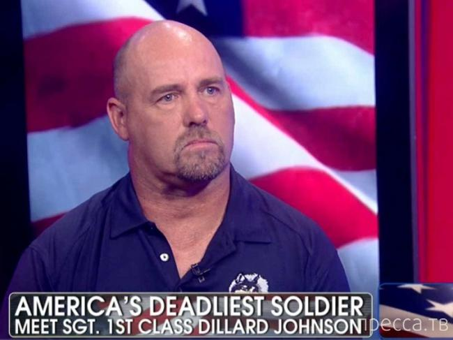 Самый смертоносный солдат США: 2746 убитых им иракцев (2 фото)