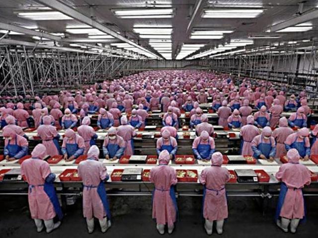 Где производится iPhone?