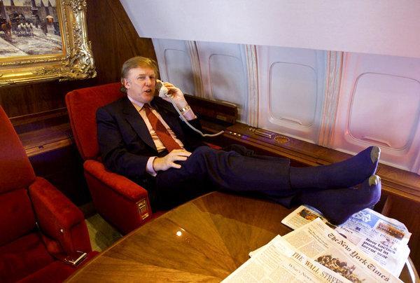Картинки по запросу inside donald trump's plane