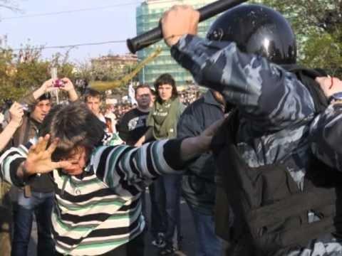 """Картинки по запросу """"разгон демонстраций москва фото"""""""