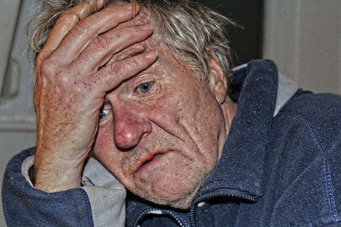 Старые Люди Дома, Деменция, Человек, Старый, Возраст