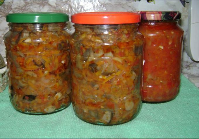 Заготовки на зиму рецепты грибы