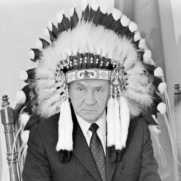 Настоящему индейцу завсегда везде ништяк ссср, политика, косыгин, россия, индейцы