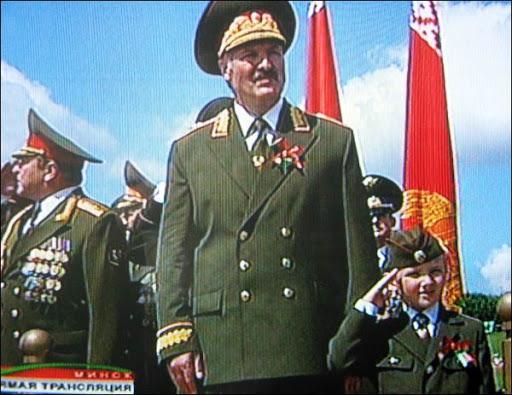 Батька Лукашенко разбушевался! • Sevpolitforum.info