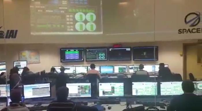 Лунная миссия «Берешит» – инженеры решили возникшие проблемы