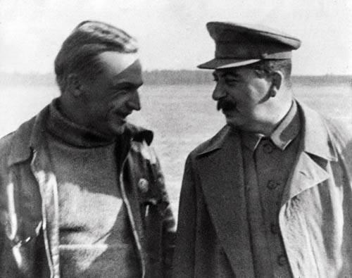 Картинки по запросу чкалов и сталин