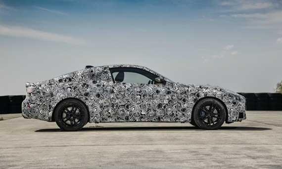 BMW обещает улучшенную управляемость нового купе 4-Серии - «Авто»