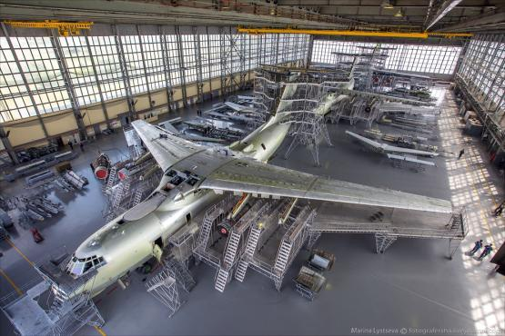 Ростовский авиационный завод № 412 объявил о массовом увольнении сотрудников