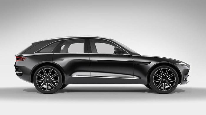 2020 Aston Martin Varekai