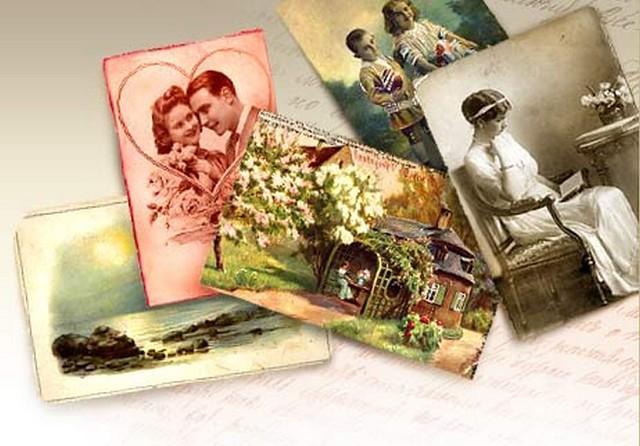 Поздравление днем, день рождения почтовой открытки 1 октября картинки