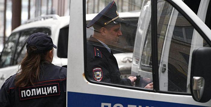 В Москве задержали подозреваемого в стрельбе близ Красной площади