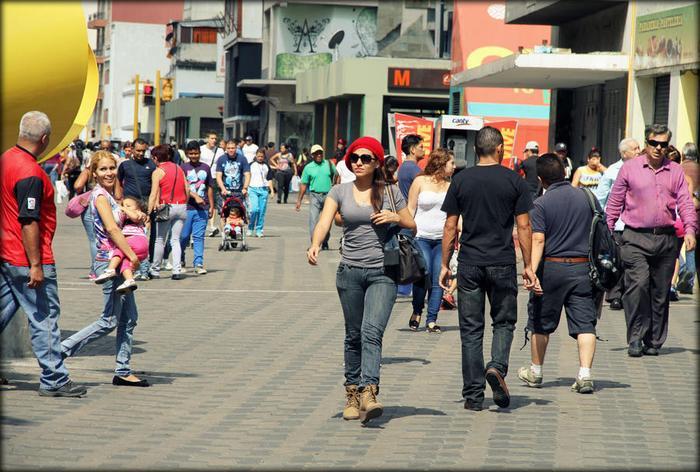 Обычные люди — Каракас Каракас, Венесуэла