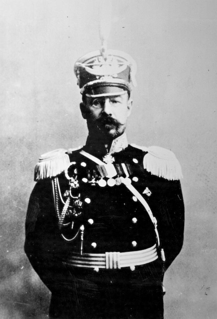 Михаил Дмитриевич Бонч-Бруевич, генерал