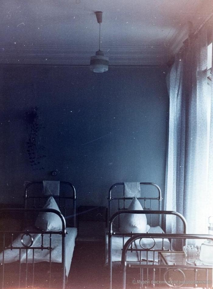 Назад в прошлое: вокзал Омска 1969 года