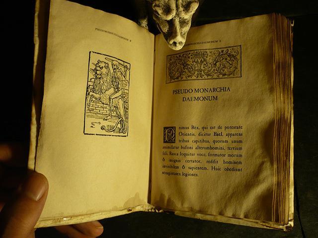 Скачать книгу большой ключ соломона