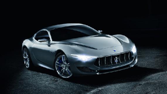 Седан Maserati Alfieri / Мазерати Алфиери