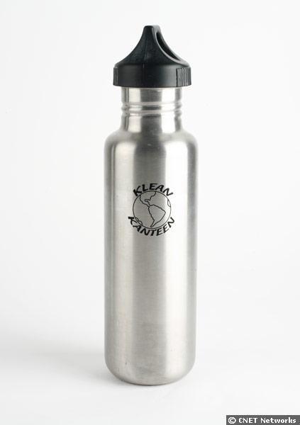 Замена пластиковой бутылке