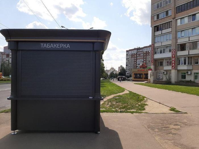 Власти рассказали, почему «Табакерки» в Минске ставить можно, а киоски с водой нельзя