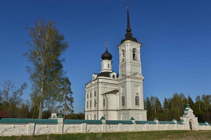 Картинки по запросу никольская церковь щелыково