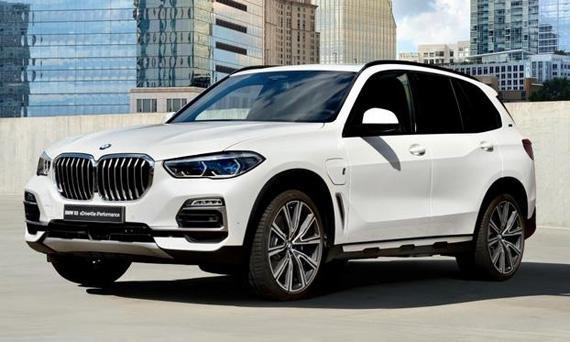 Кроссовер BMW X5 plugi-in hybrid 2019 / БМВ Х5 2019 плагин гибрид
