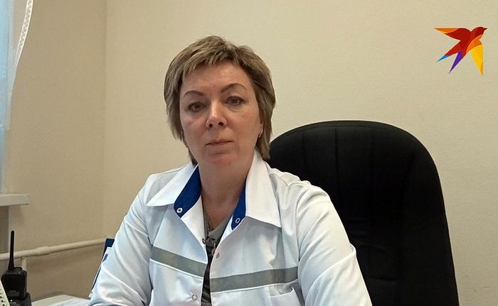 Татьяна Смолинова, руководитель станции скорой медпомощи Фото: Алексей ОВЧИННИКОВ