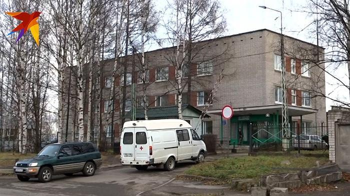 Станция скорой помощи города Петрозаводска Фото: Алексей ОВЧИННИКОВ