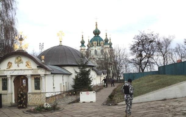 ГПУ заступится за поджигателей Десятинного монастыря УПЦ МП