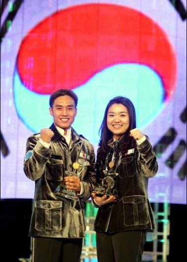 Ли Со Ён и Ко Сан — победители национального космического отбора