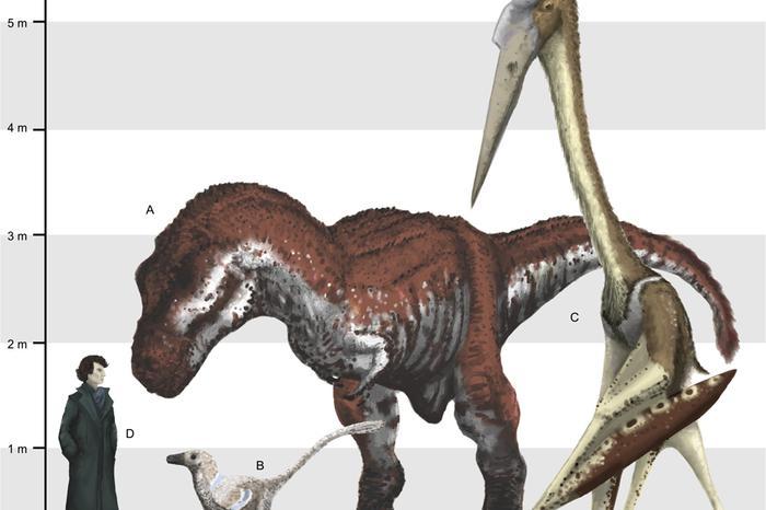 Ужас на крыльях: трансильванские птерозавры оказались вампирами