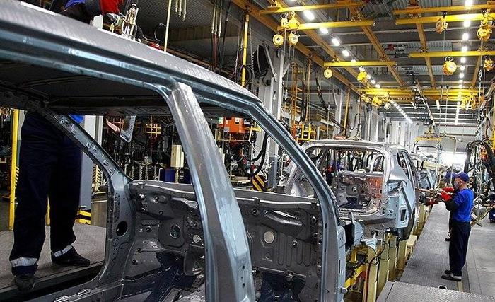 Автопром практически полностью восстановился после спада 2020 года