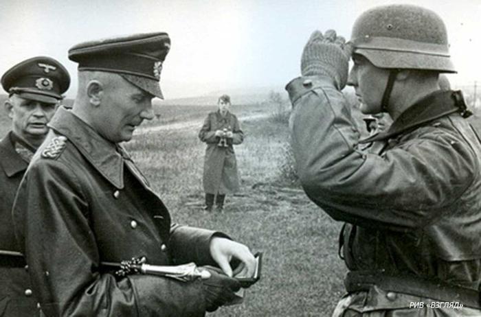 Федор фон Бок на Восточном фронте