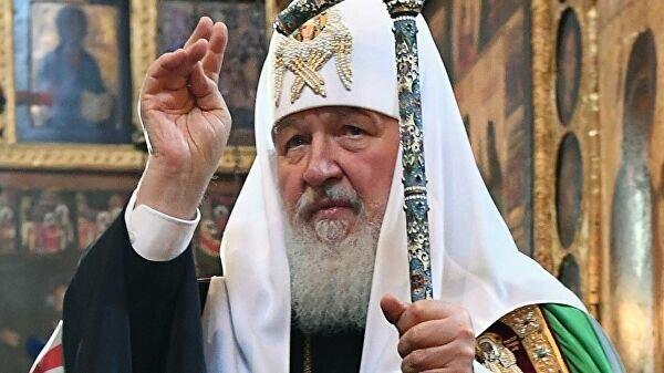Патриарх Кирилл \  РИА Новости