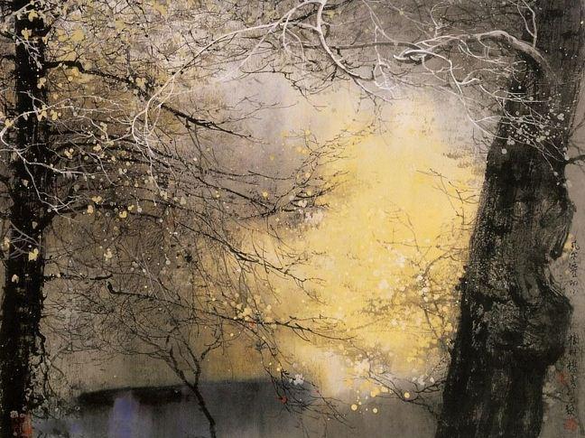 Akvarel-peyzazhi.-Hudozhnik-Liu-Maoshan.-Akvarel-chetvertaya