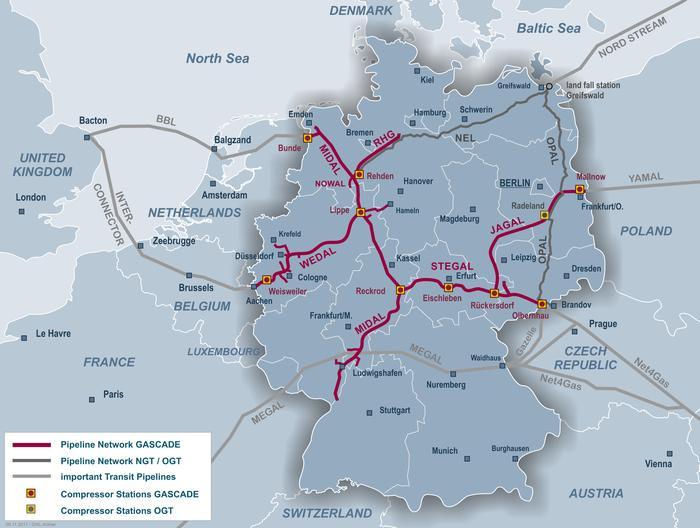 Газпром Вседержитель: почему США опоздали со спасением Европы от России геополитика